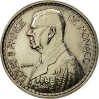 Monnaie, Monaco, Louis II, 20 Francs, 1945, Paris, ESSAI, SUP+, Copper-nickel - Monaco