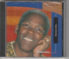 Cd  Mandeng Djara  De Mamady Keïta    Etat: TTB Port 110 Gr Ou 30gr - World Music