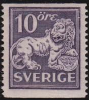 Sweden    .      Facit   .      145  E Cx     Type I          .       **   .    MNH    .   /   .  Postfris - Ongebruikt