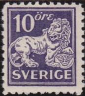 Sweden    .      Facit   .      146  Ca     Type II          .       **   .    MNH    .   /   .  Postfris - Zweden