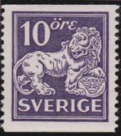 Sweden    .      Facit   .      146  E A     Type II          .       **   .    MNH    .   /   .  Postfris - Ongebruikt