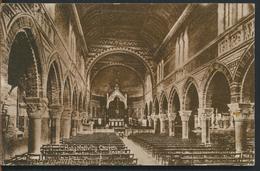°°° 11913 - UK - HATY NATIVITY CHURCH , KAOWLE - 1918 With Stamps °°° - Bristol