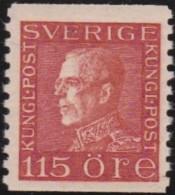 Sweden    .      Facit   .      194         .       **   .    MNH    .   /   .  Postfris - Zweden