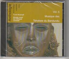 Cd  Musique Des Tshokwe Du Bandundu Congo  Etat: TTB Port 110 Gr Ou 30gr - Musiques Du Monde