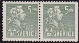 Sweden    .      Facit   .     324  CB         .       **   .    MNH    .   /   .  Postfris - Zweden