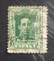 Alphonse Xlll N° 276 - 1889-1931 Royaume: Alphonse XIII