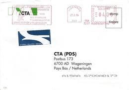 "RSA South Africa 2004 Tygerberg Meter Pitney Bowes-GB ""A900"" PBA3207 University Slogan EMA Cover - Zuid-Afrika (1961-...)"