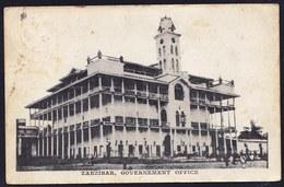 ZANZIBAR ( Tanzania ) - GOVERNMENT OFFICE - Tanzanie