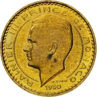 Monnaie, Monaco, Rainier III, 10 Francs, 1950, Paris, ESSAI, SUP+ - Monaco