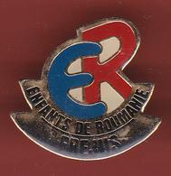 53534-Pin's.Frejus.association Enfants De Roumanie.. - Villes