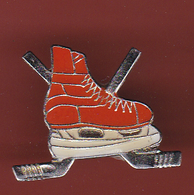 53549-Pin's.hockey Sur Glace.patinage - Patinage Artistique