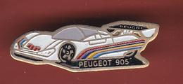 53552-Pin's. Automobile.Peugeot 905. - Peugeot