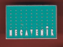 53559-Pin's. Mécavenir - Pôle Formation Des Industries Technologiques, Puteaux - Markennamen