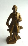 FIGURINE PUBLICITAIRE MOKAREX - LE GRAND SIECLE LOUIS XIV -  LOUIS XV -  - J J ROUSSEAU - Figurines