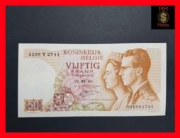 BELGIUM 50 Francs 16.5.1966 P. 139  VF \ XF - Other