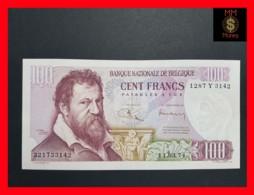 BELGIUM 100 Francs 11.3.1971 P. 134  AU - 100 Francs