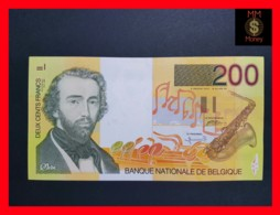BELGIUM 200 Francs 1995  P. 148  AU - Otros