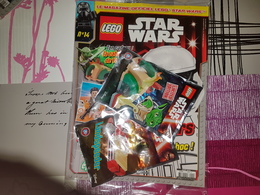 Magazine Lego Star Wars N*14 Août 2016 - Figurines
