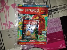 Magazine Lego Ninjago - Figures