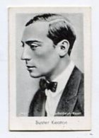 SB03167 Josetti / Berlin - Josetti-Filmbilder - 186 Buster Keaton - Cigarette Cards