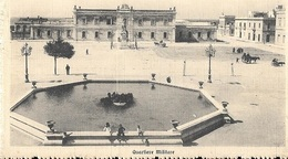 18- 84 -- TRAPANI Quartiere Militare, Voyagée En 1917 - Trapani