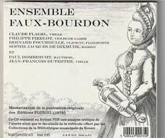 Cd  La Belle Vielleuse De Faux-Bourdon Ensemble    Etat: TTB Port 95 Gr - Classical