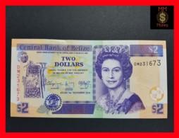 BELIZE 2  $  1.11.2014  P. 66 E  UNC - Belize