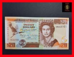 BELIZE 20 $   1.1.2012  P. 72  *COMMEMORATIVE*  UNC - Belize