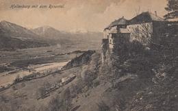 Schloss Hollenburg Rosental 1920 SHS Marke - Ferlach