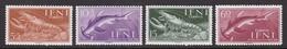 IFNI 1954 - Serie Nueva Sin Fijasellos Edifil Nº 118/121 - MNH - Ifni