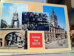 ENGLAND CHESTER VUES  VB1988 GU3224 - Liverpool
