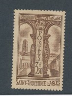 FRANCE - N°YT 302 NEUF* AVEC CHARNIERE - COTE YT : 32€ - 1935 - France