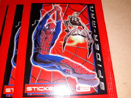 Spider-man Bustina Con Figurine.merlin - Altri