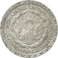 Monnaie, Indonésie, 10 Rupiah, 1979, TTB, Aluminium, KM:44 - Indonésie