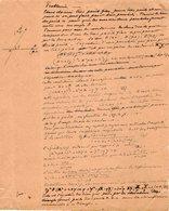 VP12.951 - MILITARIA - Franchise Militaire - LE MANS 1918  - Génie Militaire - Mr E. DATTIN - Problème ......... - Documenti