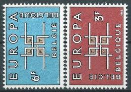 1963 EUROPA BELGIO MH * - EV - Europa-CEPT