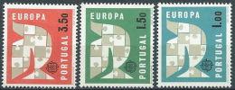 1963 EUROPA PORTOGALLO MH * - EV - Europa-CEPT