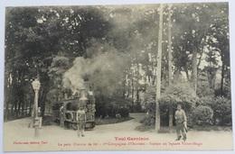 54 015   TOUL  LE PETIT CHEMIN DE FER - Toul