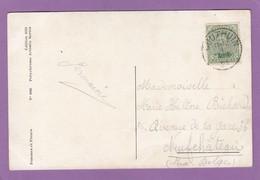 CARTE POSTALE DE COUTHUIN,1921. - Belgique