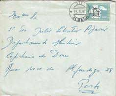 Portugal , 1962 , Almada  Postmark  , Child , Pediatrics , Vaccine , Syringe Stamp - Marcofilia