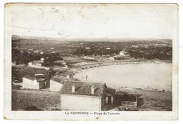 LA COURONNE / MARTIGUES - Plage De Tamaris - Circulée 1931- - Martigues