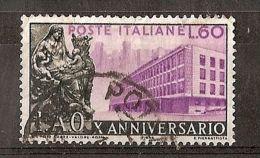 1955 ITALIA USATO FAO - RR5534 - 1946-60: Usati