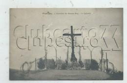 Vitrimont (54) : Le Calvaire De La NÉCROPOLE NATIONALE DE FRISCATI-MOUTON NOIR En 1920 PF. - Frankrijk