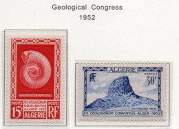 Algérie YT 297-298 XX / MNH - Algérie (1924-1962)