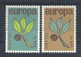 1965 EUROPA ISLANDA MNH ** - EU020 - Europa-CEPT