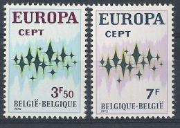 1972 EUROPA BELGIO MNH ** - EU046 - 1972