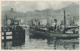 Old Postcard. In Scarborough Harbour. Yorkshire. C1940 - Scarborough