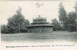 CPA - Leopoldsburg - Bourg-Léopold - Camp De Beverloo - Vue Sur Le Cirque Militaire - Leopoldsburg (Camp De Beverloo)