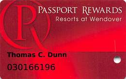 Wendover Resorts - Rainbow, Peppermill & Montego Bay Casinos - Slot Card - P716676 - Casino Cards