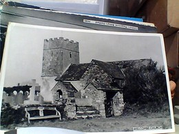 ENGLAND DEVON WELCOMBE CHURCH  V1969 GU3239 - Inghilterra